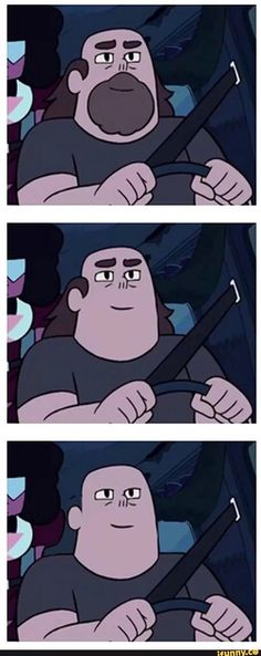 Greg Universe without hair... This is terrifying.