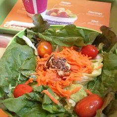 Queria comer todos os dias no Saúde do Copo!