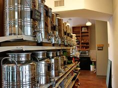 Austin: Check out in.gredients. The first zero waste grocery store in the US.
