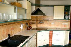 Herd Kitchen Cabinets, Home Decor, Restaining Kitchen Cabinets, Homemade Home Decor, Kitchen Base Cabinets, Interior Design, Home Interiors, Decoration Home, Home Decoration