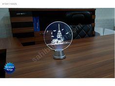 3 Boyutlu Dekoratif Lamba Kız Kulesi - Ev Dekorasyon ile İlgili Her Şey sahibinden.com'da