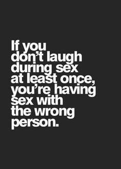 We laugh a lot!
