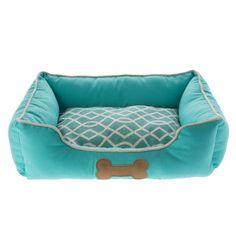 Top Paw® Bone Cuddler Dog Bed | Beds | PetSmart