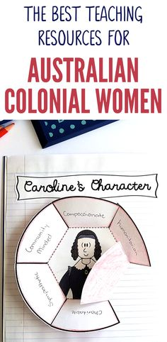 Check out our great range of Australian colonial women teaching resources designed especially for Australian Upper Primary Teachers. Our Australian Colonial Women range of teaching resources feature Caroline Chisholm, Mary MacKillop, Georgiana McCrae and Trugranini. They are aligned to the Australian Curriculum and provide excellent hands-on activities for your Year 5 HASS Australian History lessons. Primary Activities, Primary Teaching, Primary Classroom, Hands On Activities, Classroom Activities, Teaching History, Teaching Resources, Federation Of Australia, Research Skills
