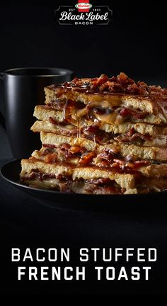 Hormel Foods Recipes: Easy dishes for everyone to enjoy. Bacon Breakfast, Breakfast Ideas, Maple Bacon, Bacon Wrapped, Brunch Recipes, French Toast, Label, Easter, Dishes