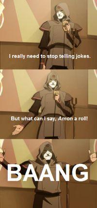 Comedian Amon