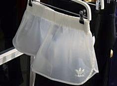 Transparent Sportswear #adidas #sheer
