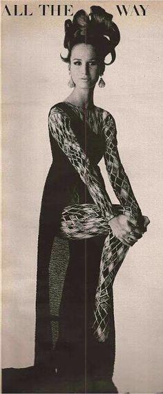 Vogue 1965 Brigitte Bauer