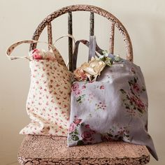 Canvas Tote Collection | Rachel Ashwell Shabby Chic Couture