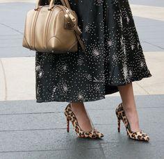 Givenchy bag. Photo: Emil Lendof/Fashionista