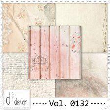 Vol. 0132 Vintage papers by Doudou's Design  #CUdigitals cudigitals.com cu commercial digital scrap #digiscrap scrapbook graphics