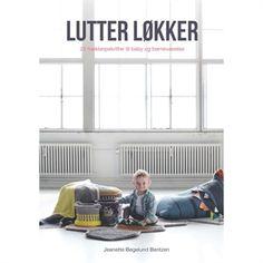 Lutter Løkker hæklebog Jeanette Bøgelund Bentzen