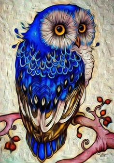 This beautiful fancy owl in a top hat makes an absolutely gorgeous diamond painting. If you're new to the craft, or want to learn more, check out our page on diamond painting here. Animal Drawings, Art Drawings, Tattoo Drawings, Colorful Drawings, Owl Artwork, Owl Pictures, Diamond Paint, Beautiful Owl, Rock Art