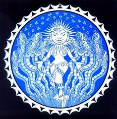 MITOLOGIA MAYA, LA DIOSA IXCHEL. Y UNA PROFECIA AL FINAL : Las leyendas mitológicas cuentan que un Dios todopoderoso llamado Itzama creó al mundo y se casó con la diosa de la Luna llamada Ixchel procreando a los dioses Yum Kaax (dios del maíz), Ek Chuah y a los dioses de los sacrificios y de las estrellas; sus hijas fueron las diosas de las aguas, de la noche y del paraíso. A la diosa Ixchel se le atibuyen los fenómenos relacionados con la Luna, la pre