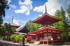 Photo du jour : Koyasan (高野山), temples inscrits depuis 2004 à l'UNESCO au sein des Sites sacrés et chemins de pèlerinage dans les monts Kii. Surtout ne manquez pas les merveilles le long du chemin qui ne se limitent pas au célèbre mont Koya !  #Japon #Voyage #Wakayama