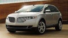 2015 Lincoln MKX ...really love my little car.