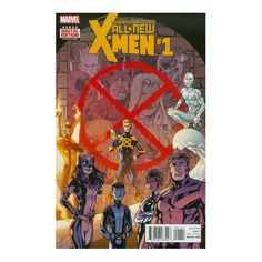 All-New X-Men #1 Comic Book