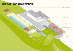 Casa+Encuentro,+A+house+in+the+Desert+of+Tabernas+/+Carlos+Arroyo+Arquitectos
