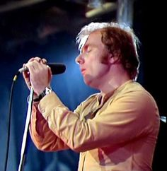 Van Morrison - great voice but what a misery! Music Stuff, My Music, Irish Singers, Northern Irish, Van Morrison, Joe Cocker, The Mike, Pop Hits, Brown Eyed Girls