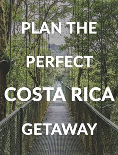 Plan the perfect Costa Rica Getaway with Anywhere.com Take the guesswork out of planning exactly what you think you want and let them do all the hard work for you!   #ad #costarica #vacation #explore