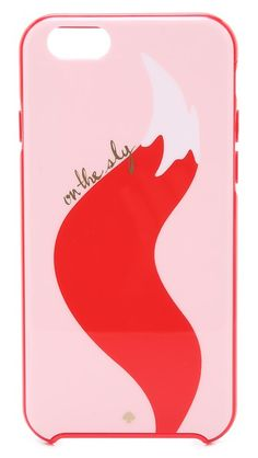Kate Spade New York Fox Tail iPhone 6 Case