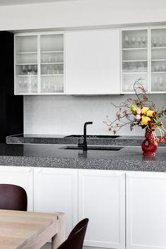 Interior Architecture, Kitchens, Kitchen Cabinets, Design, Home Decor, Architecture Interior Design, Decoration Home, Room Decor, Interior Designing