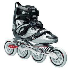 Roces 400721 Men's Model Lab Fitness Inline Skate, US Black/Silver Inline Speed Skates, Inline Skating, Roller Skating, Mens Fitness, Fitness Gear, Fitness Motivation, Casual Sneakers, Carbon Fiber, Pumps Heels