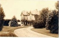 Another image of The Gore, built by William Mellish & Son (A.H. Mellish) in 1883 - Home of David Goldie in Ayr, Ontario.