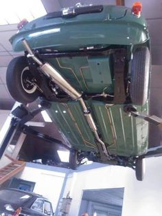 Mini von unten Mini Cooper Classic, Classic Mini, Classic Cars, Fiat 500, Mini Morris, Mini Copper, Mini Clubman, Minis, Small Cars