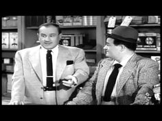 The Abbott and Costello Show Season 2 Episode 6-10 - YouTube