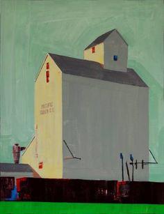 """Saatchi Art Artist Adalberto Ortiz; Painting, """"Pacific Grain"""" #art"""