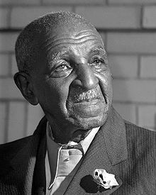 George Washington Carver (January 1864[1][2] – January 5, 1943), was an American scientist, botanist, educator, and inventor. The exact day and year of his birth are unknown; he is believed to have been born into slavery in Missouri in January 1864.[1]    Carver's reputation is based on his research into and promotion of alternative crops to cotton, such as peanuts, soybeans and sweet potatoes.