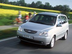 Kia Carens '03.2002–04.2006
