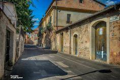 Street of Atella (photo credit to Pasquale Martino)