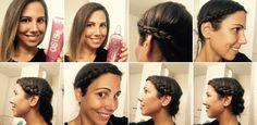 Mehr dazu unter Facebook Hairstyling Amandita Pearl Earrings, Pearls, Facebook, Fashion, Styling Tips, Braided Hairstyle, Braid, Tutorials, Moda