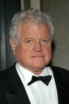 Senator Edward M. Kennedy during The Annual Artists Awards Dinner Honoring Edwin Schlossberg at National Arts Club in New York City, New York, United States. Les Kennedy, John Kennedy, Edwin Schlossberg, National Art, Us Presidents, Art Club, Life Magazine, Jfk, Funeral