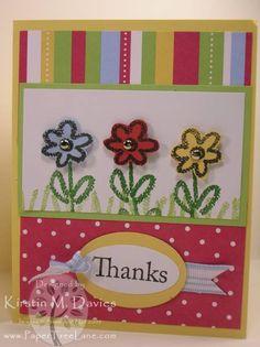 Crayon Kids card -