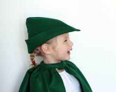 Peter pan hat party favor Peter Pan Hat 6873f01227c