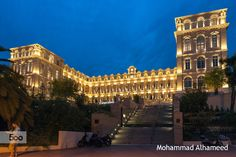 InterContinental Marseille - Hotel Dieu by Mohammed Alhameed on 500px