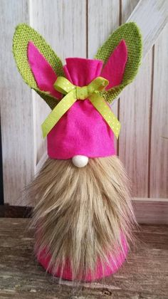 Check out this item in my Etsy shop https://www.etsy.com/listing/584275328/easter-bunny-gnome-nordic-tomte-nisse
