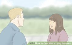 Image titled Deal With a Lying Boyfriend Step 1