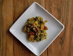 The Last Summer Salad with Herb Sauce | Life Healthfully Lived