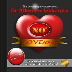 #Valentijnskaarten.Maak je eigen liefdes CD kaart.Uniek en ludiek voor hem en haar!Volg;love CD zelf aanpassen - Valentijnskaarten - Kaartje2go