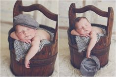 My dad would die if he got a photo of his grandson like this :)