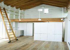 Garage Framed For Storage Loft | Garage Inspiration | Pinterest | Storage,  In And Loft
