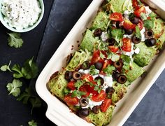 Men her er en grøn version… Food N, Food And Drink, Healthy Snacks, Healthy Recipes, Scandinavian Food, Danish Food, Tex Mex, Food Inspiration, Carne