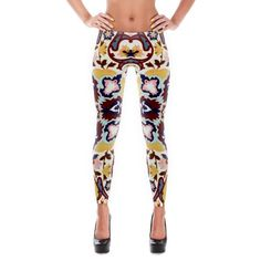 Cali leggings and yoga pants by Grace Moda. Stylish, durable, and a hot fashion staple. Visit us at: http://Grace.Moda