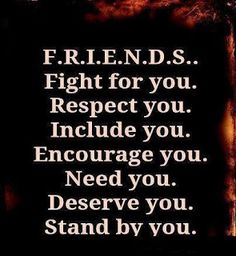 <3 only a true friend!! I have some of the best friends  a girl can have!!