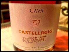 El Alma del Vino.: Finca Sabaté i Coca Cava Castellroig Rosat Brut.