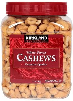 Kirkland Signature Cashew Nuts Halves and Pieces, 1.13kg  	  Enjoy this Great Offer. By Touch2 Is always Bringing Great Stuff to you :)